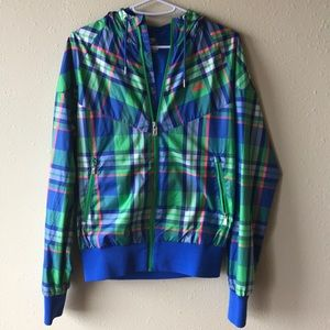 Nike warmup jacket